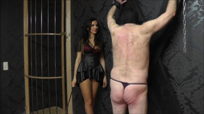 Beating his old ass - Preview